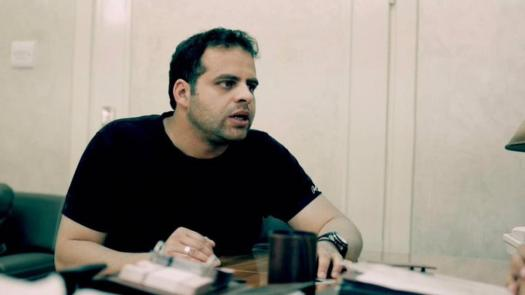 Abdel Rahman al Thaher screengrab