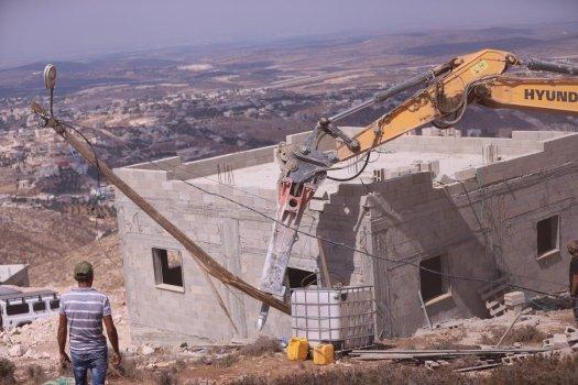 israeli excavators