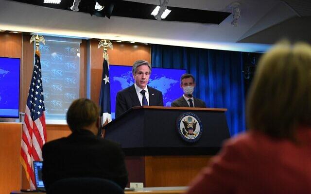US-DIPLOMACY-RIGHTS-BLINKEN